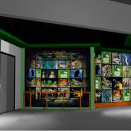 Baltimore Aquarium Lobby