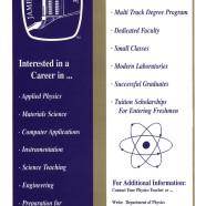 JMU Physics Poster