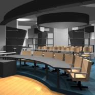 Lockheed Martin War Room